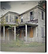 Odenton House Canvas Print by Brian Wallace