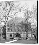 Ohio State University Hayes Hall Canvas Print