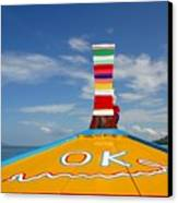 Okay In Thailand Canvas Print