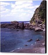 Okinawa Beach 5 Canvas Print