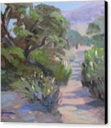 Old Agoura Canvas Print