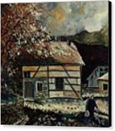 Old Ardennes 56 Canvas Print