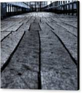 Old Jetty 2 Canvas Print