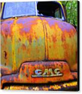 Ole Rusty Full Frontal Canvas Print