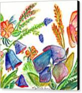 Orchid No. 13 Canvas Print