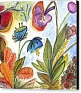 Orchid No. 24 Canvas Print