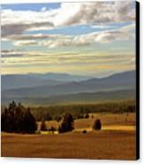Oregon - Land Of The Setting Sun Canvas Print