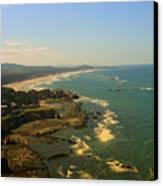 Oregon Coast Oo61 Canvas Print