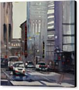 Oriental Theater - Chicago Canvas Print