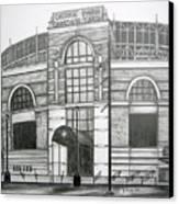 Oriole Park Camden Yards Canvas Print