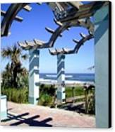 Ormond Beach Canvas Print