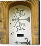 Ornate Door 1 Canvas Print