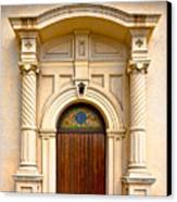 Ornate Entrance Canvas Print by Christopher Holmes
