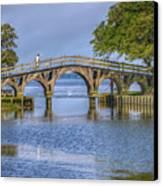 Outer Banks Whalehead Club Bridge  Canvas Print