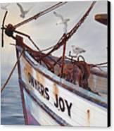 Owners Joy Canvas Print