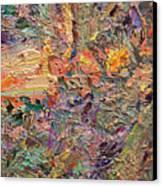 Paint Number 34 Canvas Print