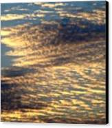 Painted Sky Five Canvas Print