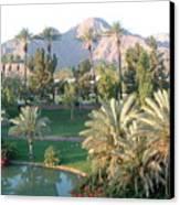 Palm Springs Ca Canvas Print