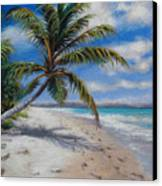 Paradise Found Canvas Print by Susan Jenkins