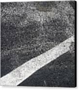 Parking Lot 1 Canvas Print