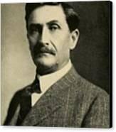 Pat Garrett 1850-1908, Sheriff Canvas Print by Everett
