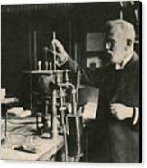 Paul Ehrlich, German Immunologist Canvas Print by Photo Researchers