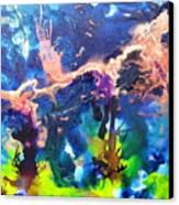 Paulette Canvas Print