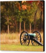 Pea Ridge Canvas Print by Lana Trussell