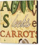 Pea Soup Canvas Print by Debbie DeWitt