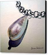 Pearl Canvas Print by Irina Sztukowski