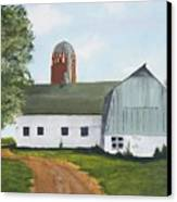 Pedersen Barn Canvas Print