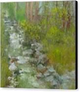Peekskill Hollow Creek Canvas Print