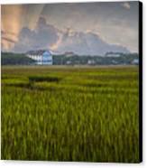 Pelican Inn Sunrise Canvas Print