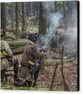 Pennsylvania Hunter Canvas Print by Randy Steele