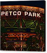Petco Park Canvas Print by RJ Aguilar