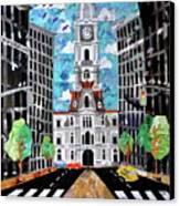 Philadelphia Canvas Print by Blair Barbour