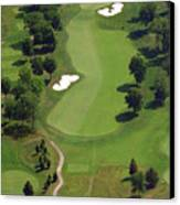 Philadelphia Cricket Club Militia Hill Golf Course 16th Hole 2 Canvas Print