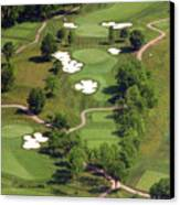 Philadelphia Cricket Club Militia Hill Golf Course 5th Hole Canvas Print