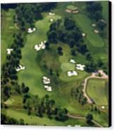 Philadelphia Cricket Club Militia Hill Golf Course 6th Hole Canvas Print
