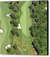Philadelphia Cricket Club Militia Hill Golf Course 7th Hole Canvas Print