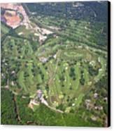 Philadelphia Cricket Club Wissahickon Golf Course Flourtown Canvas Print