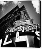 Philadelphia Hard Rock Cafe  Canvas Print by Bill Cannon