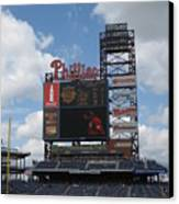 Phillies Canvas Print