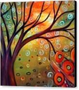 Piece Of Eden Canvas Print