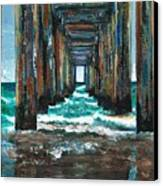 Pier One Canvas Print