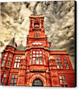 Pierhead Canvas Print