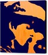 Pigpen Canvas Print by Gayland Morris