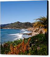 Pismo Beach California Canvas Print