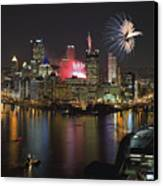 Pittsburgh 3 Canvas Print