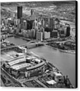 Pittsburgh 9 Canvas Print